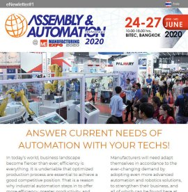 Assembly & Automation  eNewsletter1